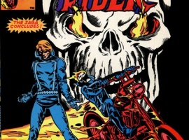 Ghost Rider #81 cover
