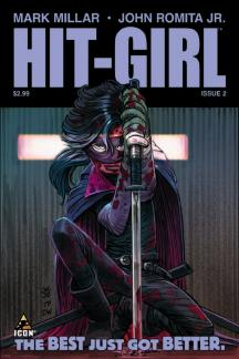 Hit-Girl (2012) #2