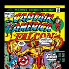 Captain America (1968) #160 Cover
