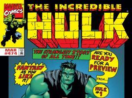 Incredible Hulk (1962) #474 Cover