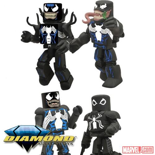 In Stores this Week: Venom Minimates