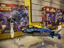 X-Men vs. The Sentinel LEGO set