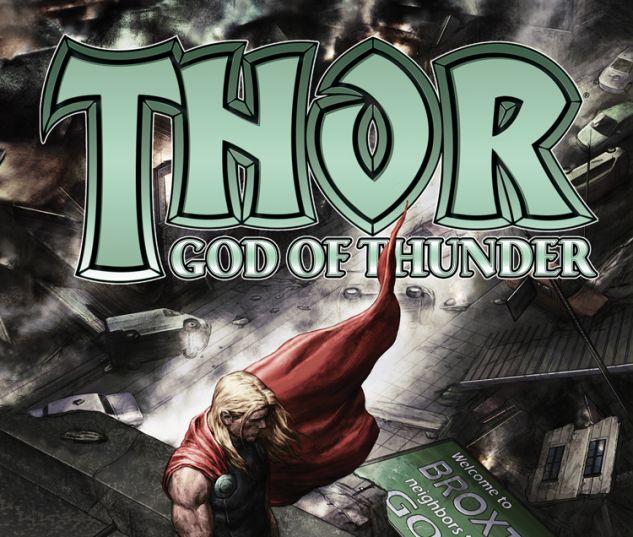 THOR: GOD OF THUNDER 24 (ANMN, WITH DIGITAL CODE)