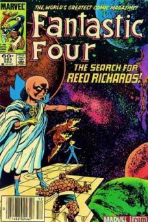 Fantastic Four #261
