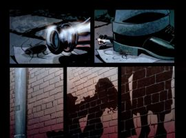 LUKE CAGE NOIR #1 preview art by Shawn Martinbrough