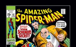AMAZING SPIDER-MAN #85