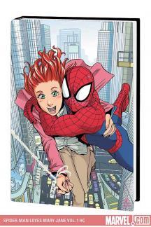 Spider-Man Loves Mary Jane Vol. 1 (Hardcover)