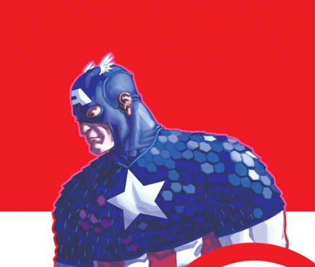 CAPTAIN AMERICA (2004) #21 COVER