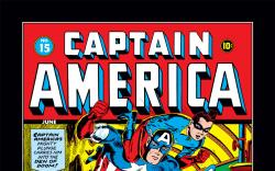 Captain America Comics (1941) #15 Cover