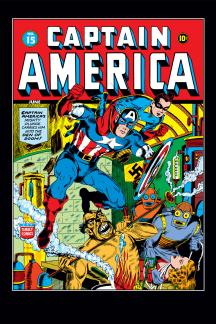 Captain America Comics (1941) #15