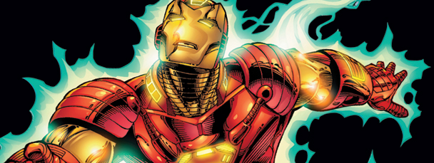 The History of Iron Man Pt. 37