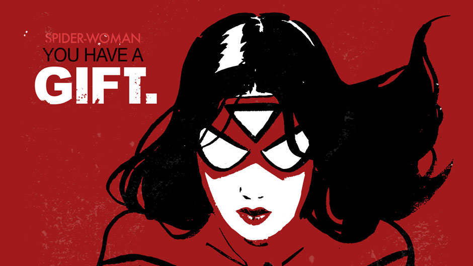 Debrief the Secret Avengers: Spider-Woman