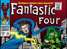 Fantastic Four (1961) #65 Cover
