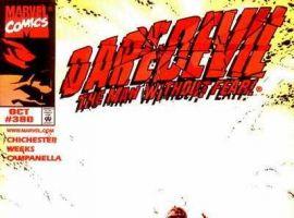 Daredevil #380 cover