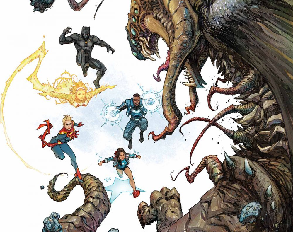 Music to Marvel By: Ultimates with Al Ewing