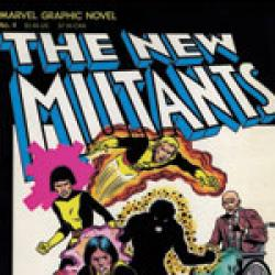 New Mutants Graphic Novel (1982)