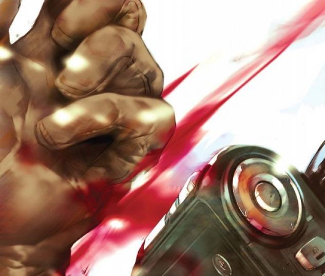 Wolverine: Wendigo! (2010) #1