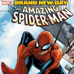 SPIDER-MAN: BRAND NEW DAY VOL. 1 #0