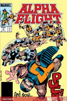 Alpha Flight (1983) #5
