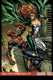 Amazing Spider-Man #549  (FINCH VARIANT)