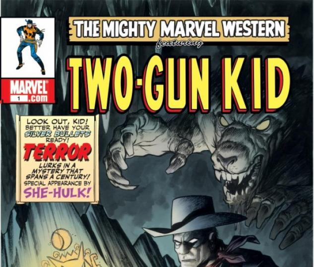 MARVEL WESTERNS: #1