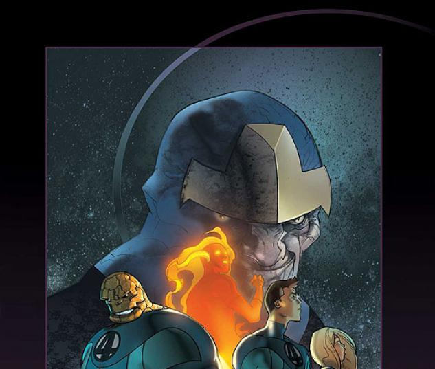ULTIMATE FANTASTIC FOUR (2008) #38 COVER
