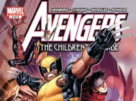 Image Featuring Wolverine, Young Avengers, Avengers, Magneto, Spider-Man