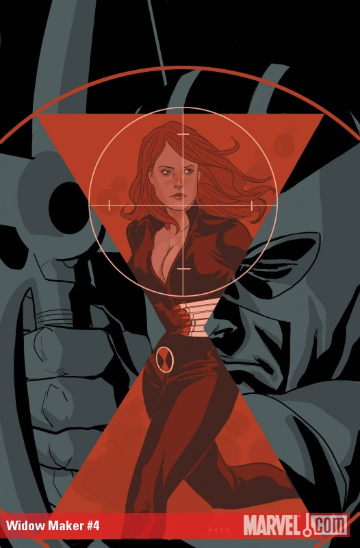 Widow Maker (2010) #4