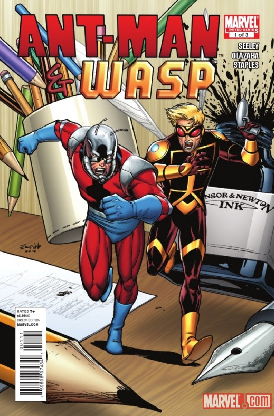 Ant-Man Wasp