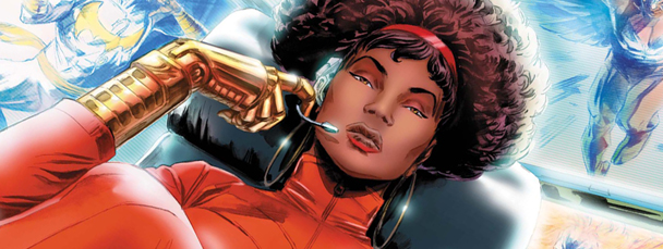 Psych Ward: Misty Knight