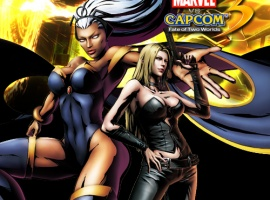 MvC3 Showdown Spotlight: Storm vs. Trish