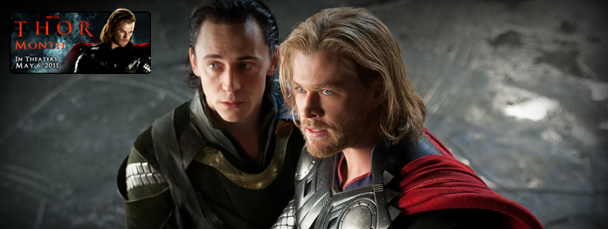 16 New Thor Movie Photos