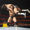 Alex Riley in action