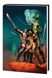 JOHN CARTER: A PRINCESS OF MARS GN-TPB (Hardcover)