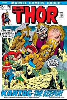 Thor (1966) #196