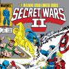 Secret Wars II (1985) #4 Cover