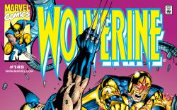 Wolverine (1988) #149 Cover