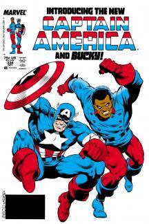 Captain America (1968) #334