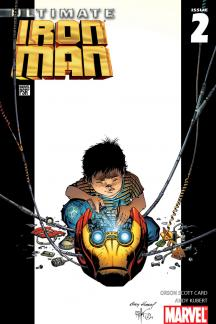 Ultimate Iron Man (2005) #2