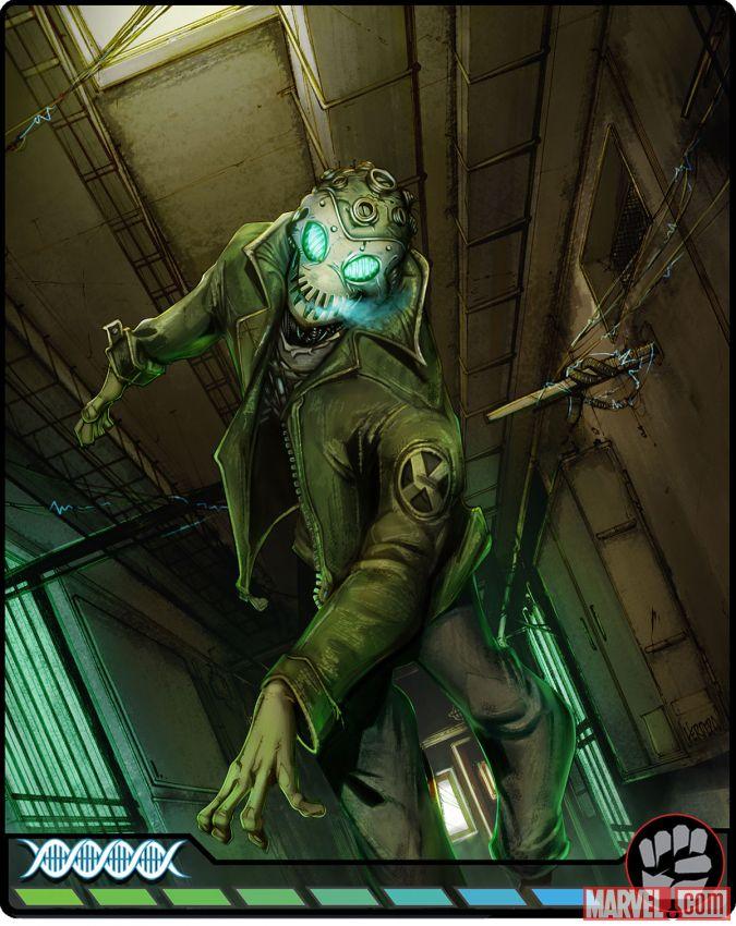 Xorn card art from X-Men: Battle of the Atom   Marvel.com