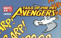 Tails of the Pet Avengers (2009) #3