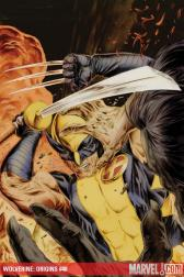 Wolverine Origins #40 