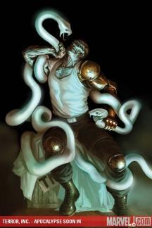 Terror, Inc. - Apocalypse Soon (2009) #4