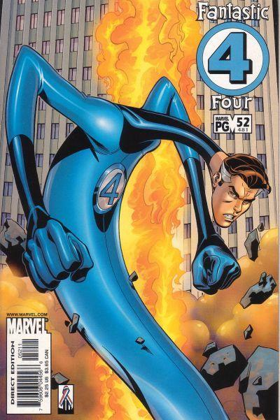 FANTASTIC FOUR #52 (1997)