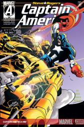 Captain America #447 