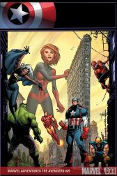 Marvel Adventures the Avengers #29 