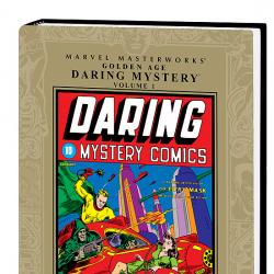 MARVEL MASTERWORKS: GOLDEN AGE DARING MYSTERY VOL. 1 HC #0