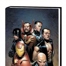 New Avengers: Illuminati Premiere (2008)
