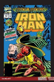 Iron Man (1968) #311