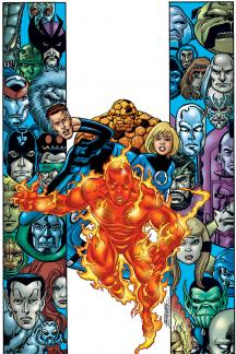 Fantastic Four Visionaries: George Perez Vol. 2 (Trade Paperback)
